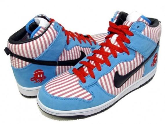 Nike Dunk High Premium – Osaka (Japan City Attack Pack)