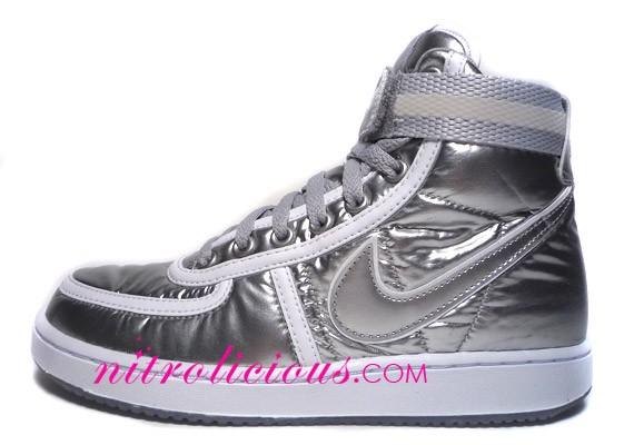 Nike WMNS Vandal High Quickstrike - High Gloss Silver