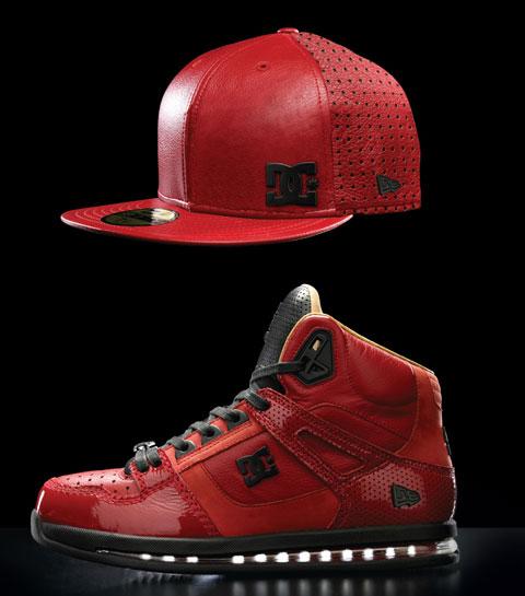 DC Shoes x New Era 20/94 'Enzo' Pack
