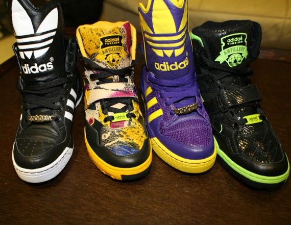 Jeremy Scott for adidas Originals Sneakers