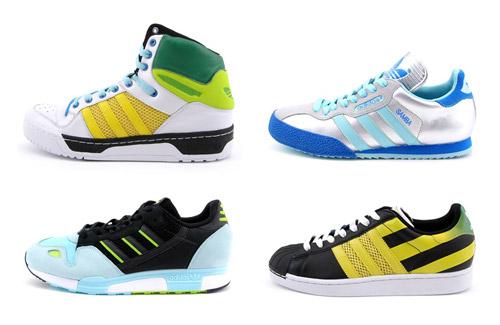 Adidas Originals - 2008 Fall/Winter Collections