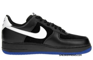 8939538ce3a Nike Air Force 1 - Black - Old Royal - White - SneakerNews.com