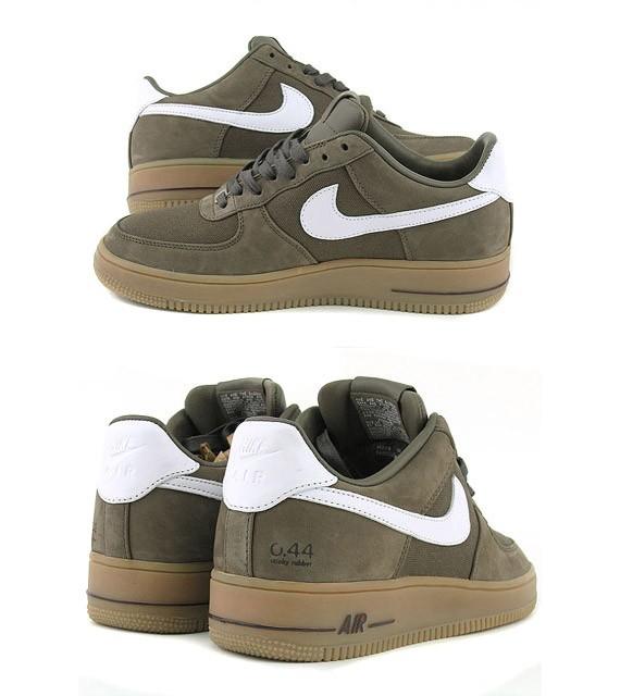 quality design 65322 5e0b4 Nike Air Force 1 Supreme WP - Weatherproof - Olive Khaki