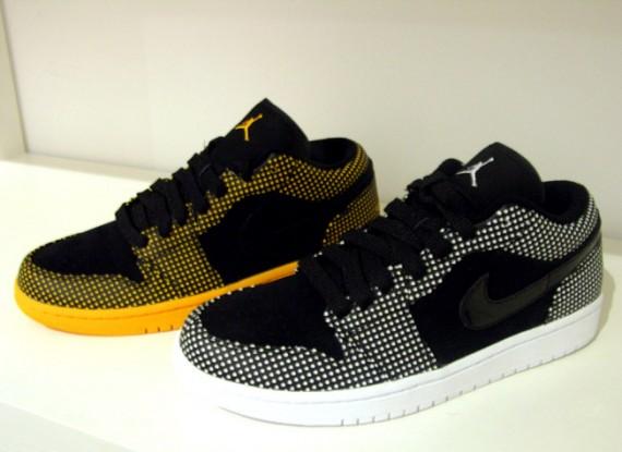 best cheap 160f7 7a34f Nike Air Jordan 1 Low Phat - Dots