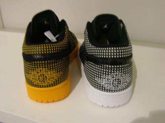Nike Air Jordan 1 Low Phat - Dots