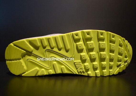 Nike Air Max 90 x Original Fake (Kaws) White Volt