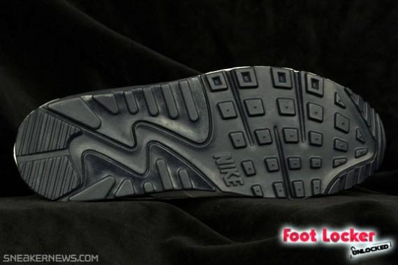 Nike Air Max 90 - White - Obsidian