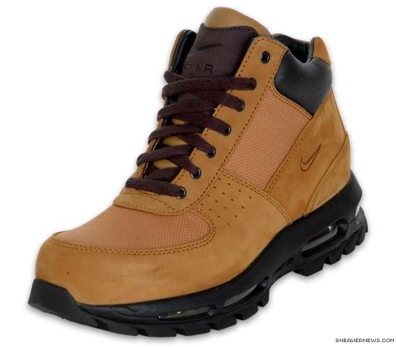 Nike Air Max Goadome Boot - Wheat - Tar