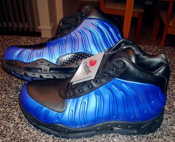 half off fe55e 5cba3 Nike Air Max Foamdome Boot - Foamposite x Goadome Hybrid