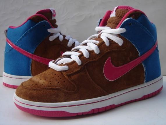 Nike SB Dunk High Pro Mr. Todd Bratrud