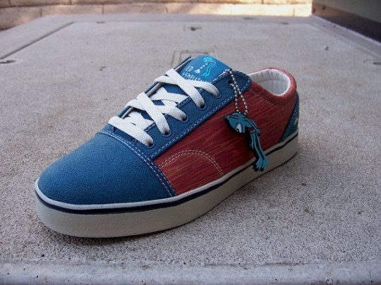 Emerica Transist – Ed Templeton – Red – Blue