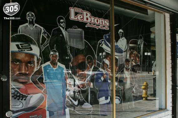 Zoom LeBron VI - The LeBrons