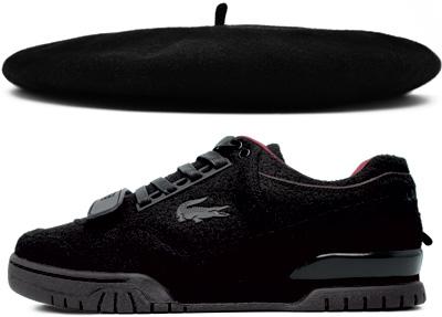 Shoes-Up x Lacoste Missouri - Beret Pack