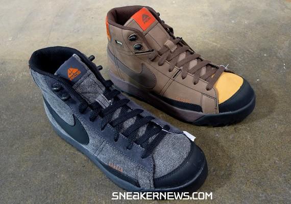 buy popular huge discount vast selection Nike ACG Air Blazer Mid - SneakerNews.com