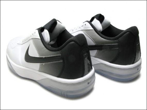 Nike Air Force 25 Low Yi Jian Lian Pe White Black Sneakernews Com