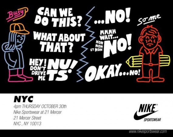 Nike Air Force 1 x Busy P Coming to Nike Sportswear NY amp LA