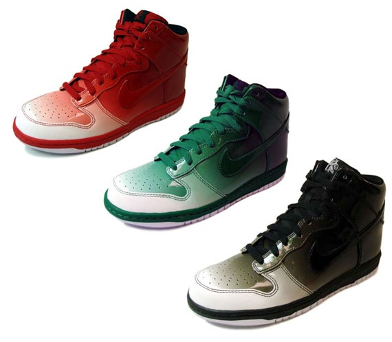 best authentic 83bcc baf5e Nike Dunk High Supreme - Destroyers Pack 08