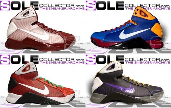 Nike Hyperdunk HOH LA Kobe Inspired Pack