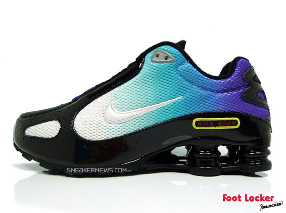 best cheap a212e 58075 Nike Shox Monster - Playstation AF1 Inspired - Foot Locker ...