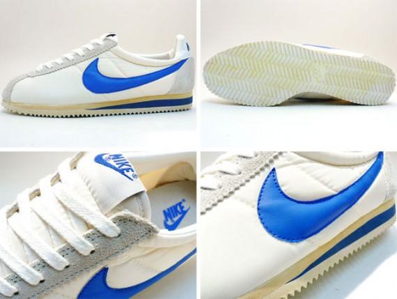 best sneakers be6f2 d4da1 Nike Vintage Cortez Nylon - SneakerNews.com