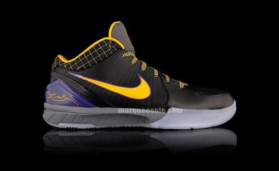 """Nike Zoom Kobe IV – """"West Coast"""" – Carpe Diem"""