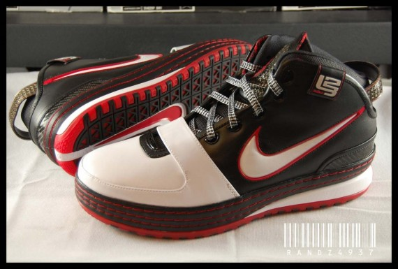 Nike Zoom Lebron VI A Closer Look