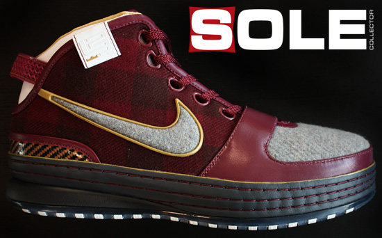 c77b8a94998 Nike Zoom Lebron VI - The Lebrons - Wise - SneakerNews.com