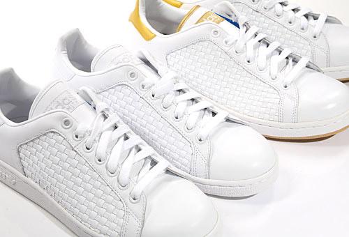 adidas Originals - Stan Smith Weave - SneakerNews.com