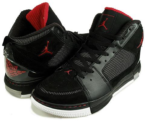 c13b2d4bda8 Air Jordan Ol' Skool II - Black - Varsity Red - White - SneakerNews.com