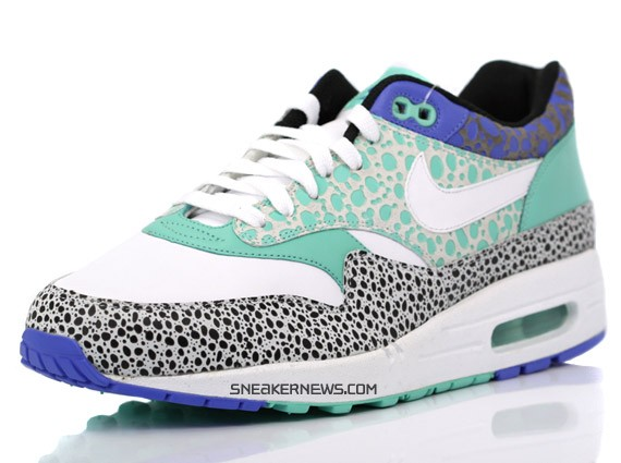 Nike Air Max 1 Safari White