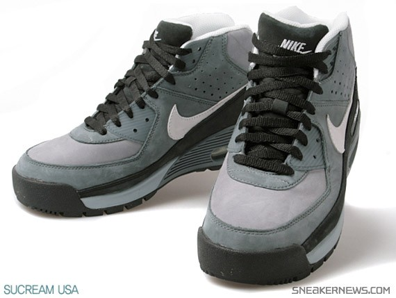 c3b6f9ce69 Nike Air Max 90 Boot Stealth White Flint Grey on sale ...