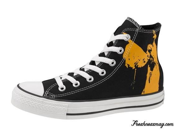 Converse All Star x Black Sabbath Collection