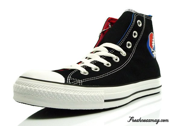 Converse All Star x Grateful Dead Collection