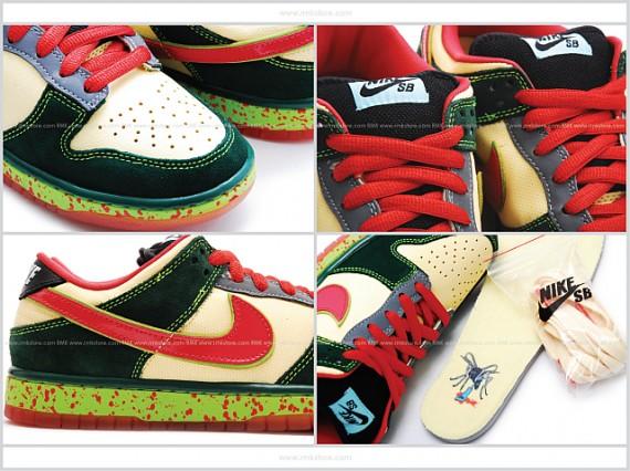 Nike SB Dunk Low Premium - Mosquito