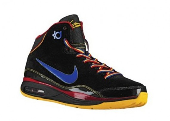 Kevin Durant Shoes All Black