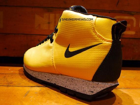 Nike Air Magma Yellow Rip-Stop - US Exclusive