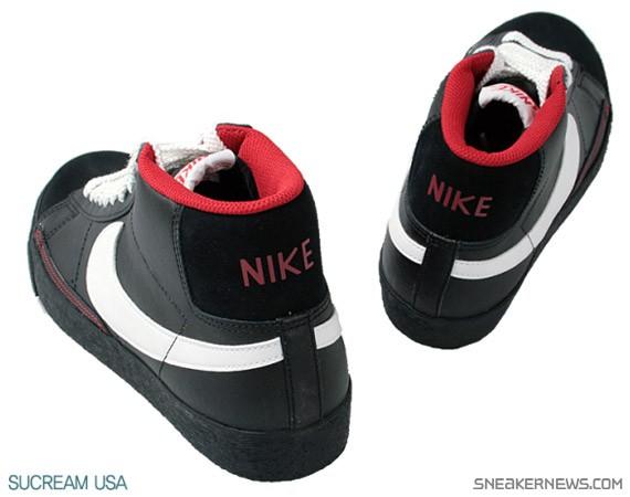 Chaquetas Rojas Y Negras Nike Alta En Blanco Y Negro T7r7dQ