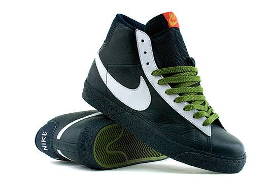 new photos 6f6ae ec150 Nike Blazer High Premium - Major Taylor 08 - SneakerNews.com