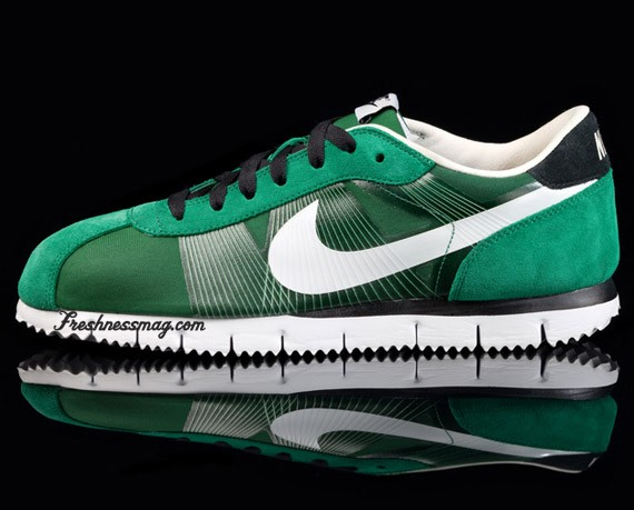 piano Bosque Brújula  Nike Cortez Fly Motion - Spring Summer 2009 - SneakerNews.com