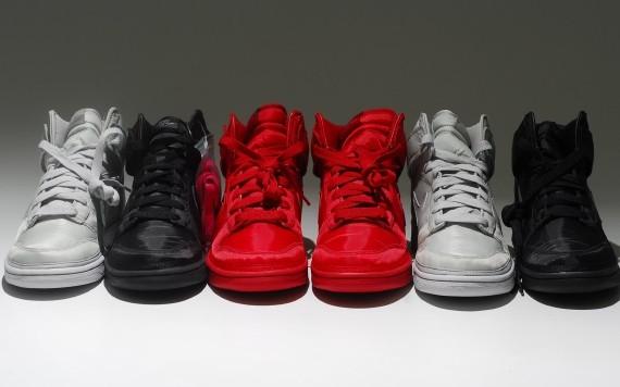 competitive price 0a512 5b9dc Nike Dunk Hi Vandal Premium – Black, White,   Red