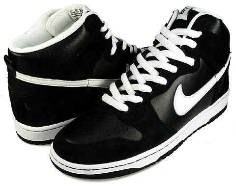 Nike SB Dunk High Pro - Venom - Black