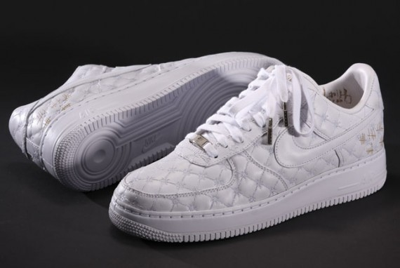 Asia Exclusive Collaboration Nike Air Force 1s Upcoming Sneakers