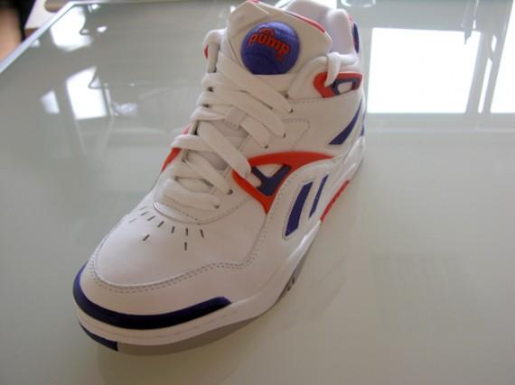 basket reebok année 90