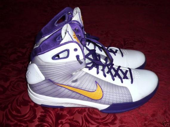 Nike Hyperdunk x Zoom Kobe IV (4) - Hybrid - Kobe Bryant PE
