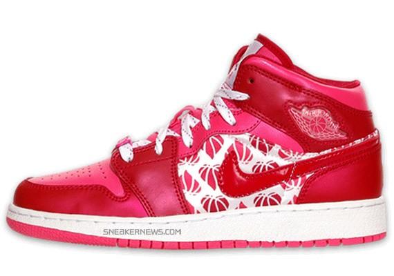 ... Air Jordan Retro I (1)   Kidsu0027   Pink   Red
