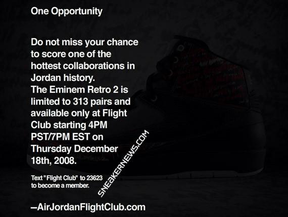 "Air Jordan II x Eminem - ""The Way I Am"" - Release Reminder"