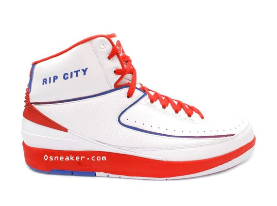 Air Jordan II - Richard Hamilton - Alternate PE