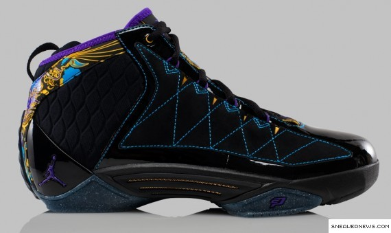 9d83d1d8e7ab Air Jordan CP3.II - Spring 2009 Collection - SneakerNews.com