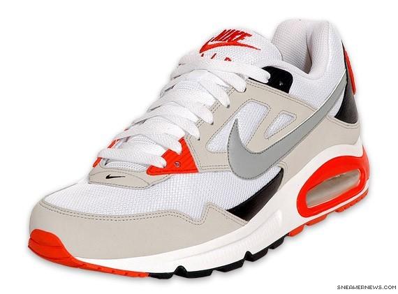 code promo 7bcb1 d453e Nike Air Max Skyline SI - Infrared + Cool Grey - SneakerNews.com