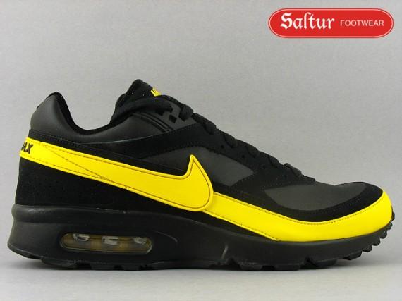 best service 5fead 27010 Nike Air Classic BW - Black - Varsity Maize